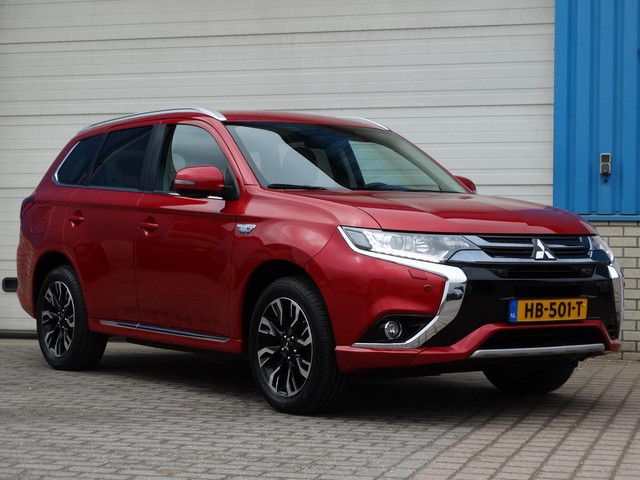 Mitsubishi Outlander 2.0 PHEV Executive Edition Nieuwe Model Excl. BTW