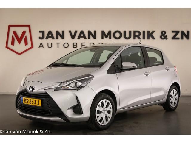 Toyota Yaris 1.0 VVT-i Aspiration   CLIMA   REGEN + RIJSTROOK- SENSOR   CAM