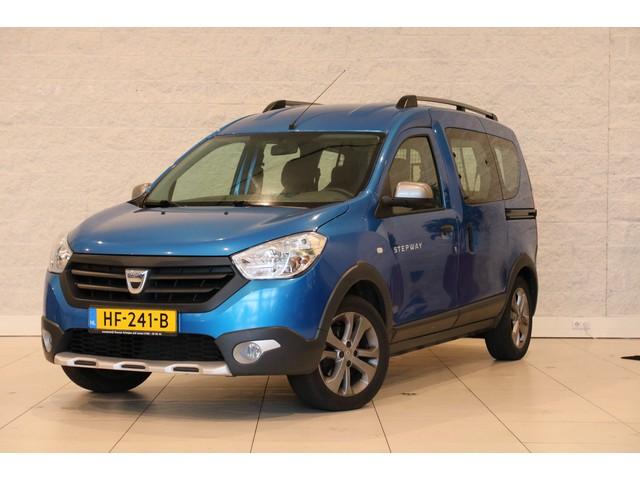 Dacia Dokker 1.2 TCe Stepway ** Hoge instap  Velgen  Navi  Pdc  Trekhaak**