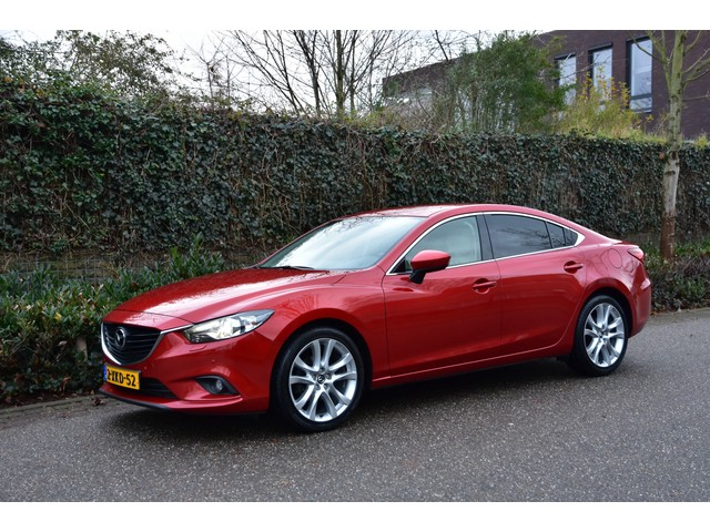 Mazda 6 2.2D GT-M | LEDER | NAVI | XENON