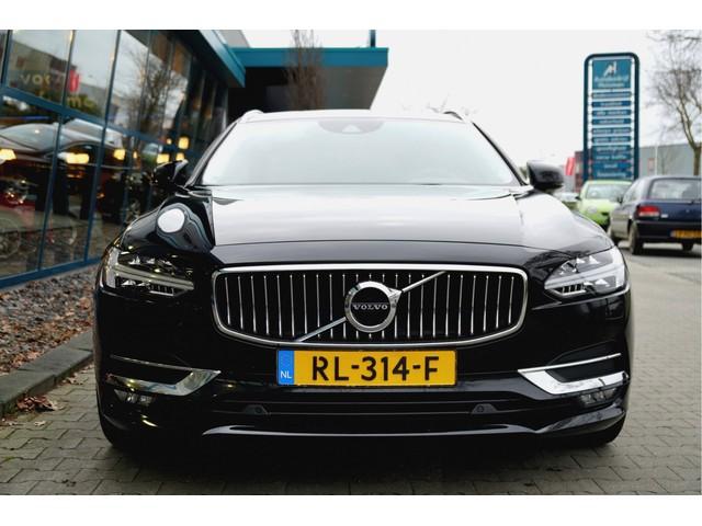 Volvo V90 2.0 D5 AWD 173kW 235pk Aut8 Inscription CLIMA + ADAPT.CRUISE + PILOT ASSIST + FULL LED + NAVI SENSUS + KEYLESS ENTRY&GO + STANDK