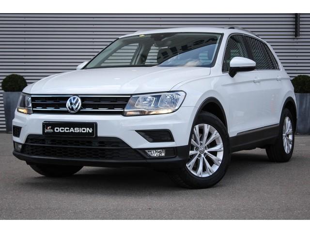 Volkswagen Tiguan Comfortline Business 1.4 TSI 125pk Navigatie Adaptive cruise control Parkeersensoren DAB