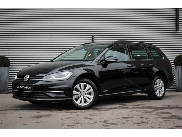 Volkswagen Golf Variant Comfortline 1.0 TSI 110pk Navigatie Cruise control LED koplampen Parkeersensoren Radio Climatronic Stoelverwarming