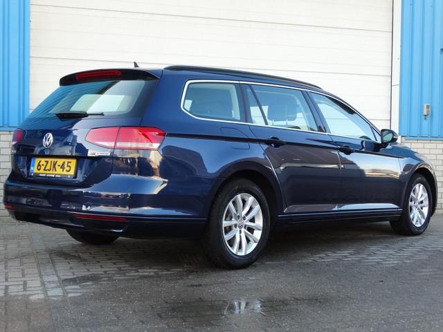 Volkswagen Passat Variant 1.4 TSI ACT Comfortline Executive Navigatie | LED