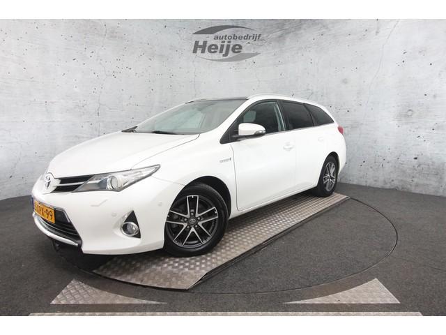 Toyota Auris Touring Sports 1.8 Hybrid Lease   Climate Control   Panoramadak   Achteruitrijcamera