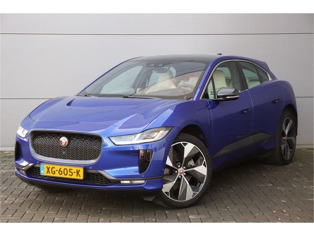 Jaguar I-PACE First Ed. 4% (Excl. BTW) Carbon Fibre Pano Sportstoelen 22''