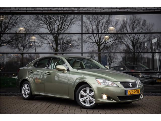 Lexus IS 250 Business , Cruise control, Afneembare trekhaak,
