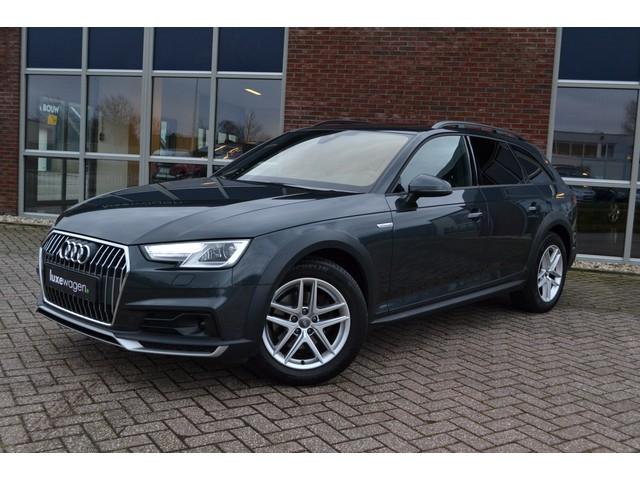 Audi A4 Allroad 2.0 TDI quattro 163pk S-Tronic Pano Virtual ACC Keyless Camera Lane-Side-Ast