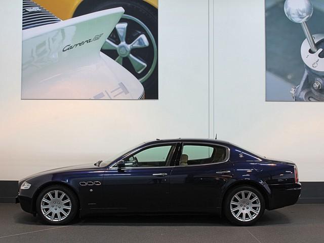 Maserati Quattroporte 4.2 V8 400pk Ferrari   Youngtimer   Historie   Rijklaarprijs!!   Schuifdak   Elektr. Achterbank.