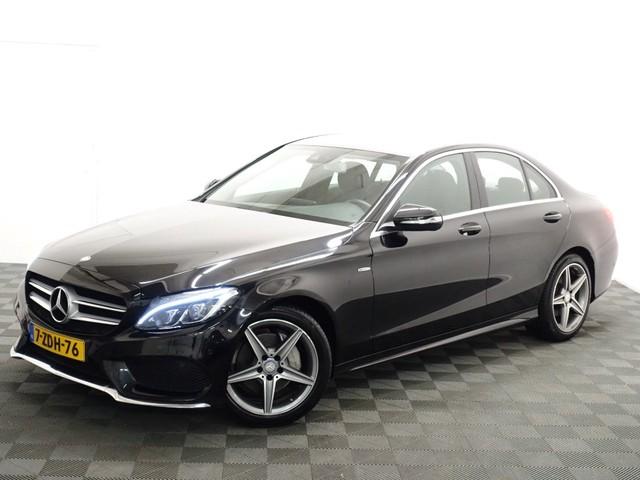 Mercedes-Benz C-Klasse Sedan 180 CDI Prestige AMG Edition Navi, Xenon, Camera, ECC, LMV