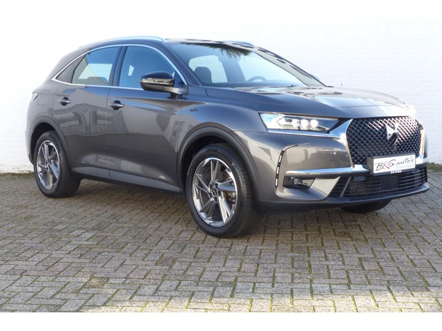 DS 7 Crossback 1.6 PureTech So Chic AUTOMAAT PANORAMA 225pk LED VISION CLIMA DS CONNECT