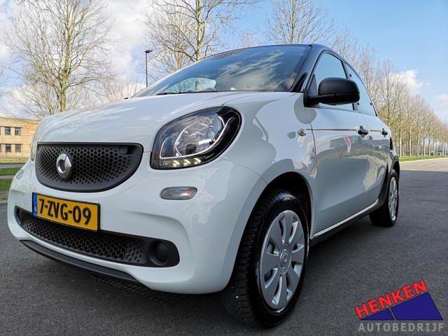 Smart Forfour 1.0 52kW