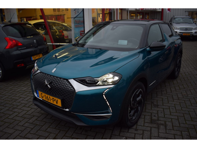 DS DS 3 Crossback 1.2 PureTech Opera Automaat | Leer | Headup | LED | 360 Camera | Vocal | Adapt.cruise