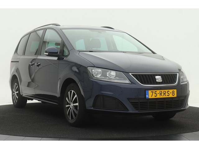 Seat Alhambra 1.4 TSI 150pk Reference 7-persoons | Climate control | Keyless | Trekhaak | Parrot carkit | Licht+Regensensor