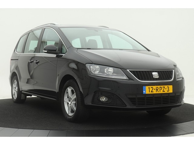 Seat Alhambra 1.4 TSI 150pk Style 7-persoons | Climate control | Trekhaak | Cruise control | Licht+Regensensor
