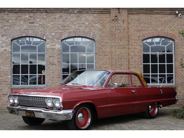 Chevrolet Bel Air Coupe 327 Ci V8 MSD 1963 Belgisch kenteken EU