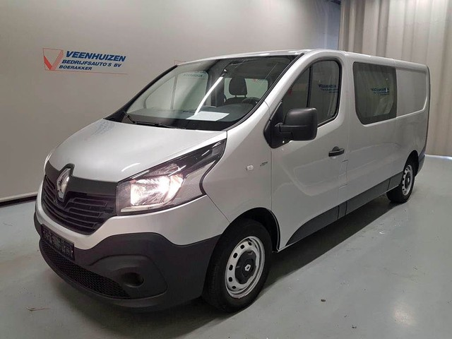 Renault Trafic 1.6 dCi L2 H1 Dubbel Cabine Airco Lang