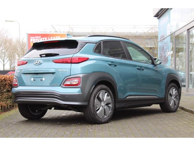 Hyundai Kona EV 204pk 2WD Aut. Fashion | Bluelink app | 3 fase laden