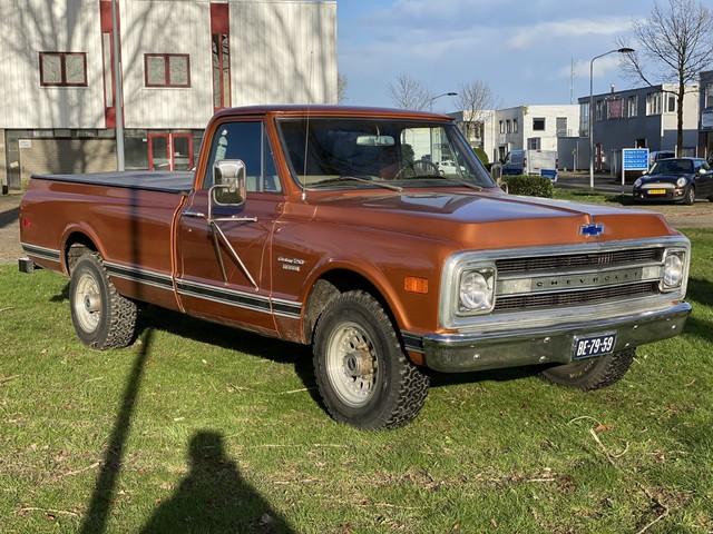 Chevrolet C20 CUSTUM 20 8 350 UNIEK MOOI