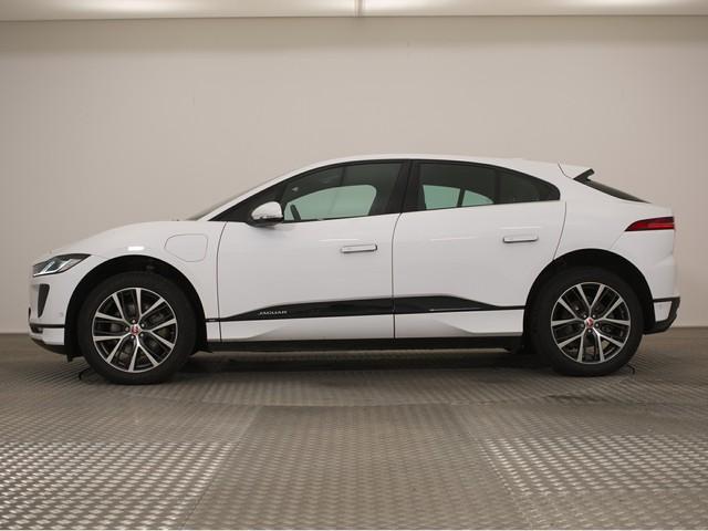 Jaguar I-PACE EV400 SE 4% BIJT. ECC NAV LED+ ADAP.CC MERIDIAN LEDER 20'' INCL.BTW