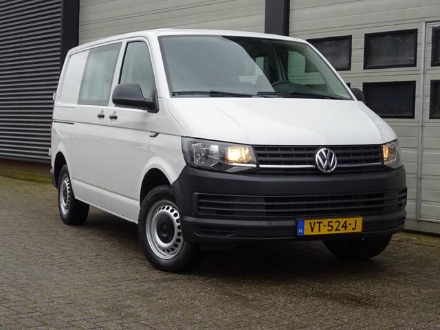 Volkswagen Transporter 2.0 TDI DC Dubbel Cabine - 6 pers. - Airco
