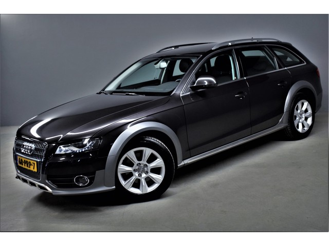 Audi A4 Allroad 2.0 TFSI 211pk Quattro Pro Line Business Navi Xenon Led Lmw Clima Pdc Trekhaak 178dkm NAP