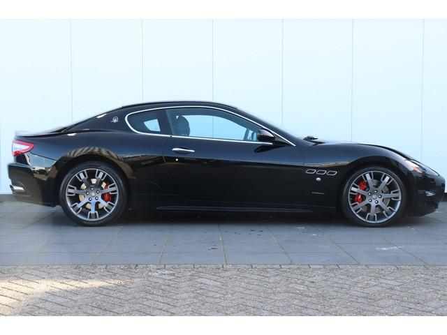 Maserati GranTurismo 4.7 S V8   440 PK   VOLLEDIGE HISTORIE!!!