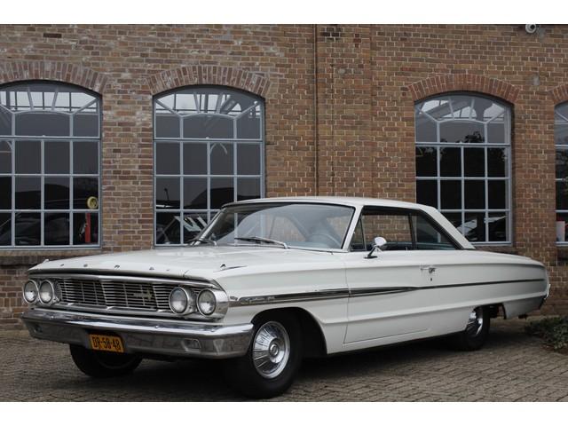 Ford GALAXIE 500 Fastback V8 Cruise-O-Matic Automaat 1964 NL Kenteken!