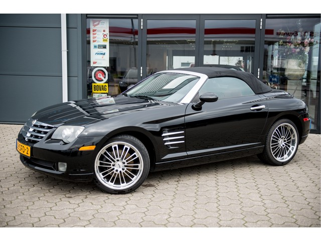 Chrysler Crossfire Cabrio 3.2 V6 Limited Automaat Youngtimer Airco Leer Cruise Controle Zeer Goede Staat