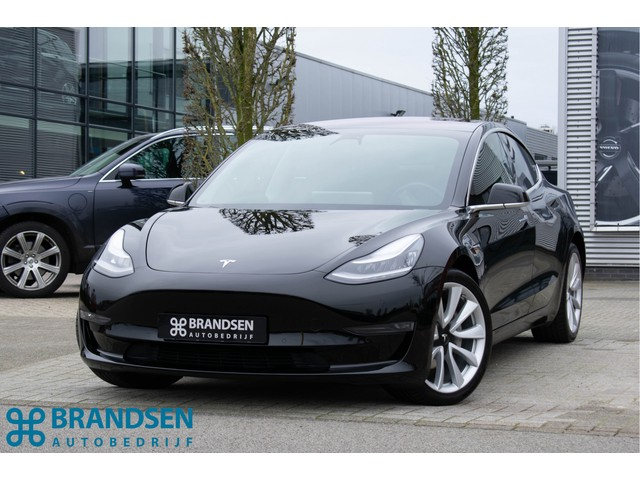 Tesla Model 3 Long Range -Ex BTW-19inch-
