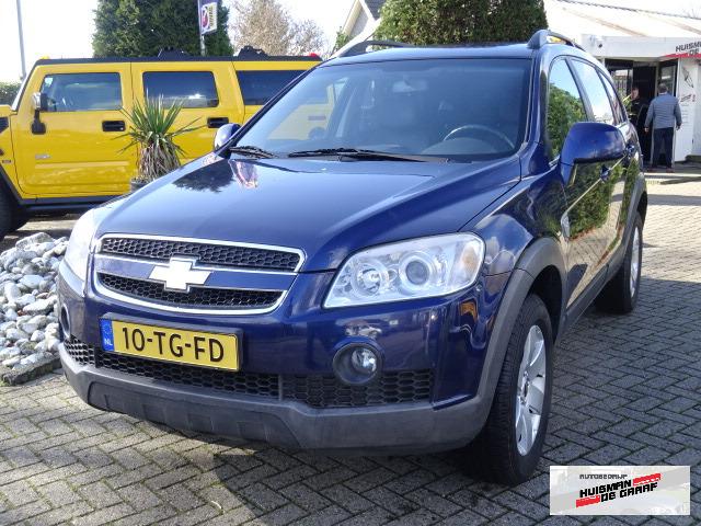 Chevrolet Captiva 2.4 Benzine Style 2006 140.573 KM