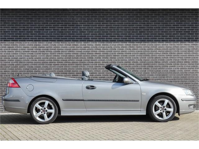 Saab 9-3 Cabrio 2.0t Vector | Comfort-pakket | Premium-pakket |