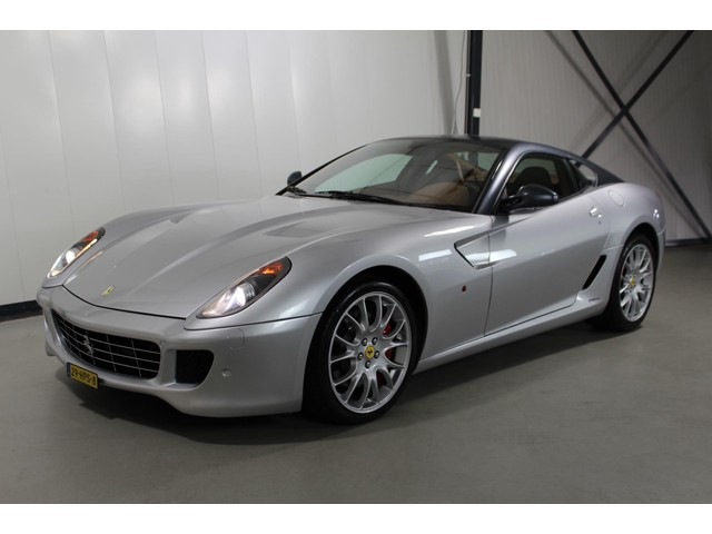 Ferrari 599 6.0 GTB*F1*CARBON*KOFFERSET*''20*Daytona*NAVI*PDC*