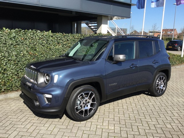 Jeep Renegade 1.3T 150pk DDCT Limited MY 2020