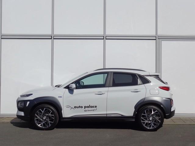 Hyundai Kona GDI 141 PK HEV AUTOMAAT PREMIUM | ECC | NAV | CAMERA | ADEP. CRUISE | LM-VELGEN