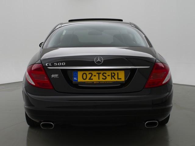 Mercedes-Benz CL-Klasse 500 V8 388 PK AUT7 + NIGHT VISION   DISTRONIC   STOELVENTILATIE