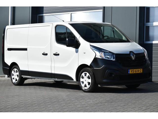 Renault Trafic 1.6 dCi L2H1 120 Pk Airco Navi €194 Pm Vivaro talento