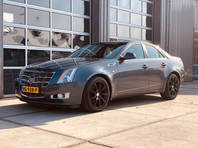 Cadillac CTS 3.6 V6 Sport Luxury AUTOMAAT  NAVIGATIE  LEDER  ECC  EL.RAMEN  CV  PDC  LMV  ETC.