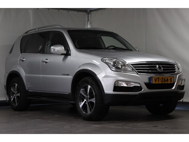 SsangYong Rexton 2.2L e-XDi 178PK 4WD VAN Aut Sapphire