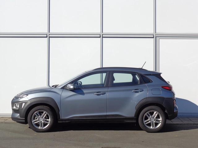 Hyundai Kona 1.0 T-GDI 120 PK FASHION | LAGE KM STAND 6.500 KM!! | NAVIGATIE | CLIMATE CONTROL | CAMERA | LM-VELGEN |