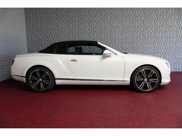 Bentley Continental GTC 4.0 V8 GTC MULLINER 1e EIG DEALER O.H.