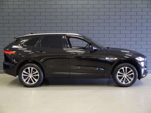 Jaguar F-Pace 2.0 R-Sport AWD 20d | LEDER |