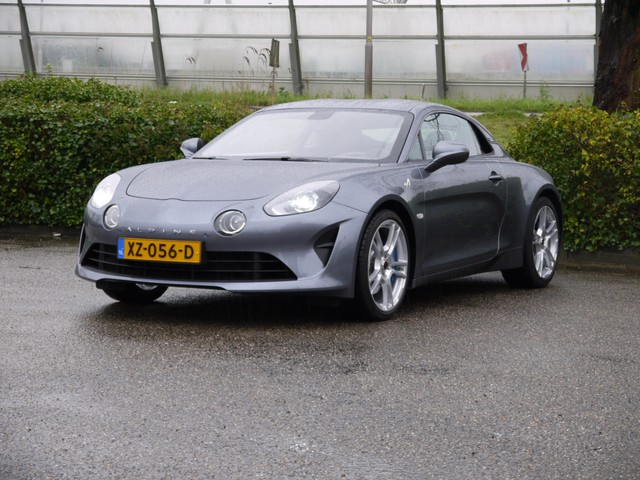 ALPINE A110 1.8 Turbo Legende | NAVIGATIE |