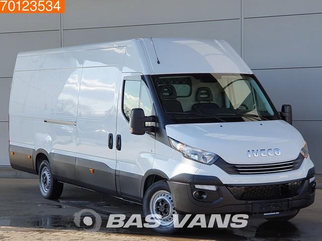 Iveco Daily 35S16 160PK 8-Traps automaat, Mooie auto Airco Cruise Euro6 L3H2 15m3 Airco