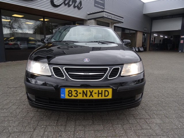 Saab 9-3 Cabrio 1.8t Vector,Leer,Stoelv,18inch!