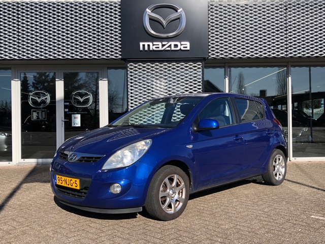 Hyundai i20 1.4i DynamicVersion | AIRCO | TREKHAAK | RADIO CD | RIJKLAARPRIJS