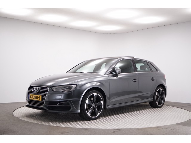 Audi A3 Sportback 1.4 e-tron PHEV 204PK Pro Line plus Pano Schuifdak Navi Parksens Lmv