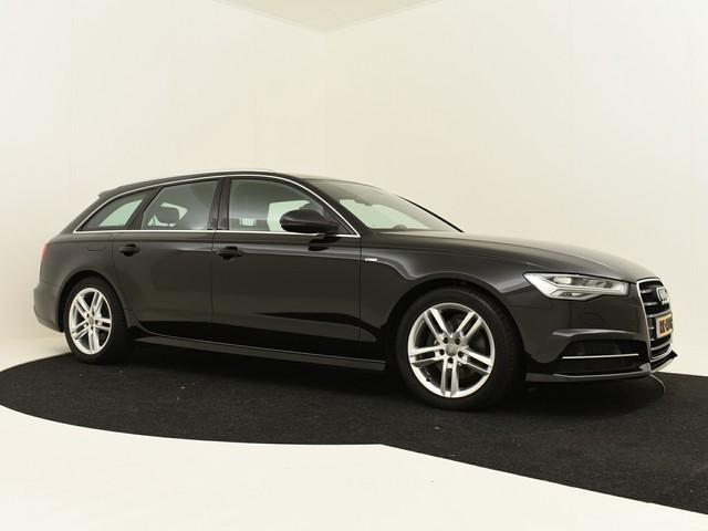 Audi A6 Avant 2.0 TDI 150PK S Tronic Aut. ultra S line Edition ! | 2x S-line | LED-koplampen | Climate control | Navigatie