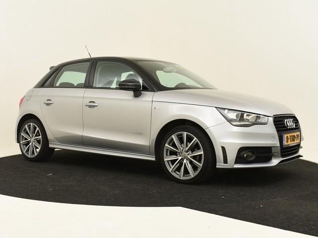 Audi A1 Sportback 1.2 86PK TFSI Admired | 1ste Eig. | Cruise | Navigatie Pakket | 17'' LMV | S Line Ex.