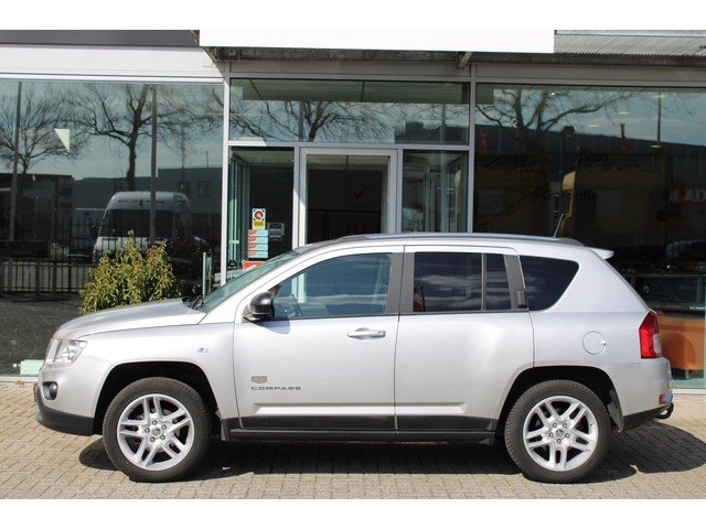 Jeep Compass 2.0 70th Anniversary 2WD Navi, Leder, Stoelverwarming